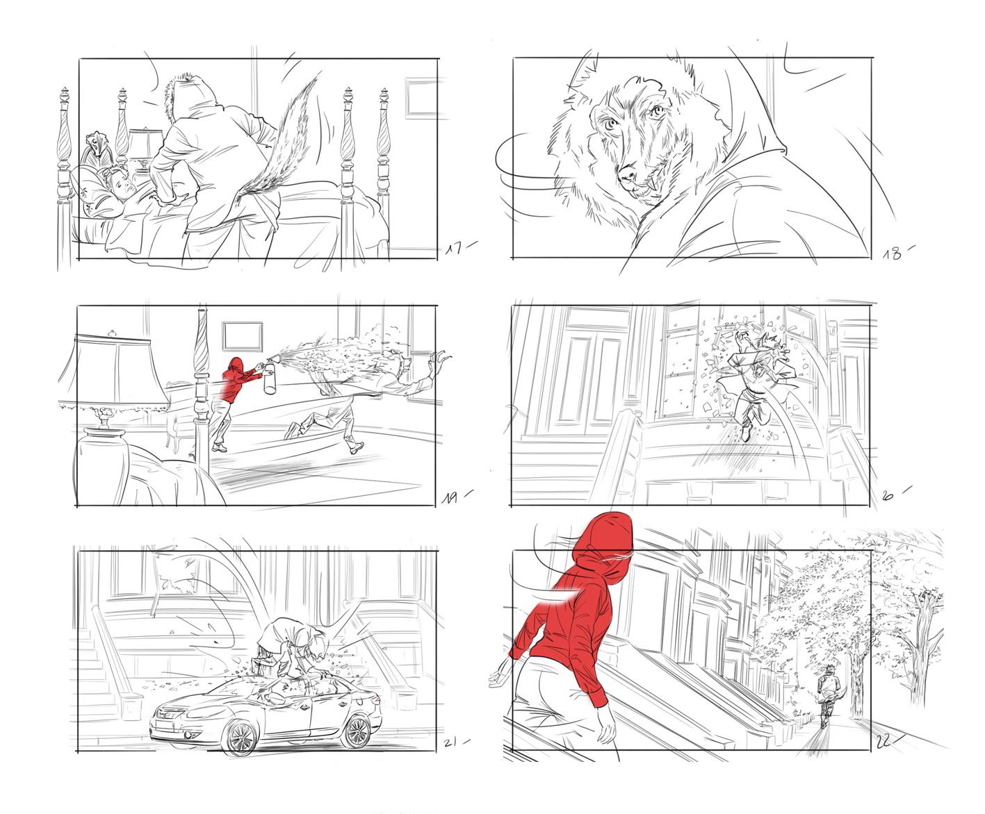 BELVITA «The Little Red Riding Hood»