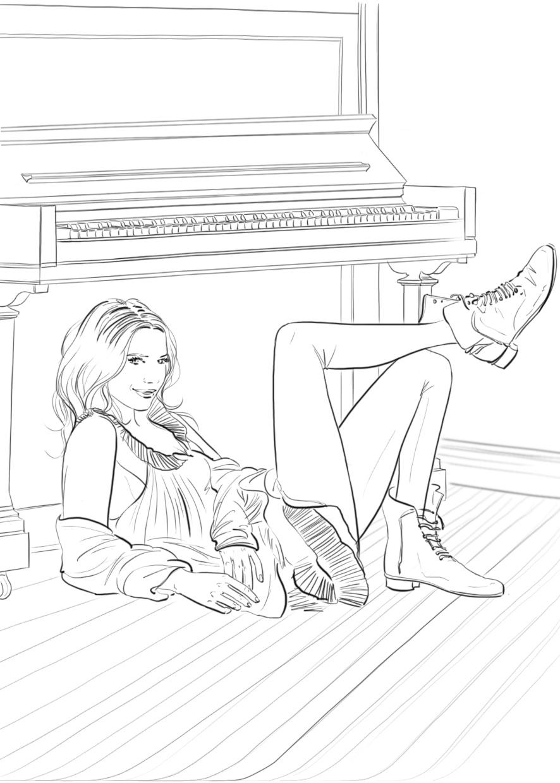 CAROLL «Sienna Miller»